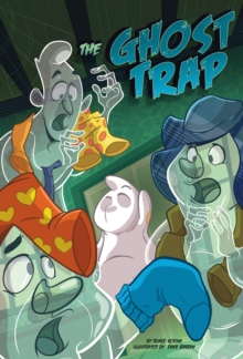 The Ghost Trap, Paperback Book