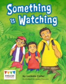 Something is Watching, Multiple copy pack Book