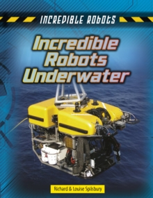 Incredible Robots Underwater, Paperback / softback Book