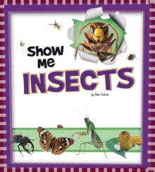 Show Me Insects, Paperback / softback Book