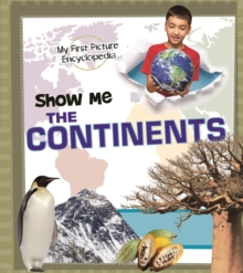 Show Me the Continents, Paperback / softback Book
