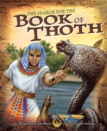 The Search for the Book of Thoth, Paperback / softback Book
