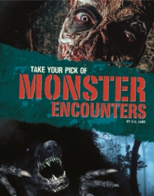 Take Your Pick of Monster Encounters, Paperback Book