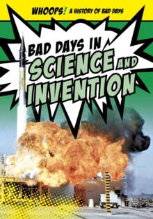 Bad Days in Science and Invention, Paperback / softback Book