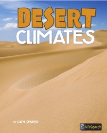 Desert Climates, Hardback Book