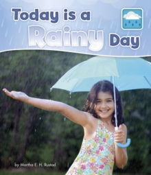 Today is a Rainy Day, Hardback Book