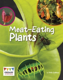 Meat-Eating Plants, Paperback / softback Book