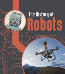 The History of Robots, Paperback / softback Book