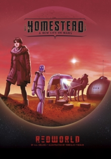 Homestead : A New Life on Mars, Paperback Book