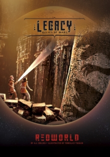 Legacy : Relics of Mars, Paperback Book