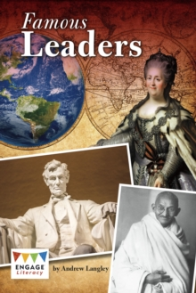 Famous Leaders, Paperback / softback Book