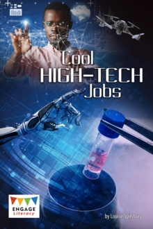 Cool High-Tech Jobs, Paperback / softback Book