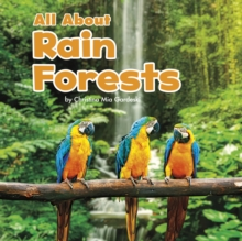 All About Rainforests, Hardback Book