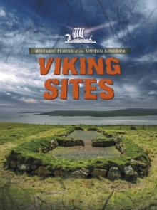 Viking Sites, Hardback Book