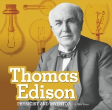 Thomas Edison : Physicist and Inventor, Paperback / softback Book
