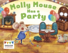 Molly Mouse Has a Party, Paperback / softback Book