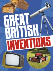 Great British Inventions, Paperback / softback Book