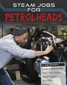 STEAM Jobs for Petrolheads, Paperback / softback Book