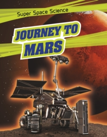 Journey to Mars, Hardback Book