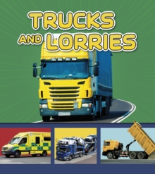 Trucks and Lorries, Paperback / softback Book