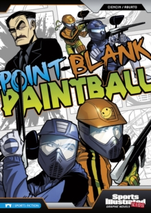 Point-Blank Paintball, Paperback / softback Book
