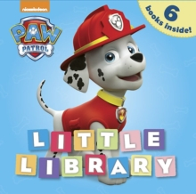 Nickelodeon PAW Patrol Little Library, Board book Book