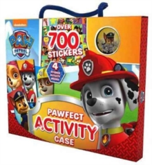 Nickelodeon PAW Patrol Pawfect Activity Case : Over 700 Stickers, Mixed media product Book