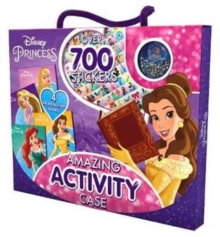 Disney Princess Amazing Activity Case : Over 700 Stickers, Mixed media product Book