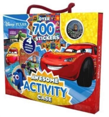Disney Pixar Awesome Activity Case : Over 700 Stickers, Mixed media product Book