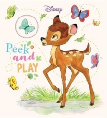 Disney Peek and Play, Board book Book