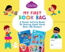 Start Little Learn Big My First Book Bag, Mixed media product Book