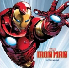 Marvel Iron Man Beginnings, Paperback Book