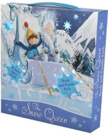 The Snow Queen Book and Puzzle Pack : 36-Piece Jigsaw Puzzle, Mixed media product Book