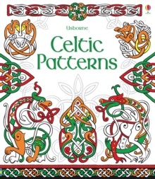 Celtic Patterns, Hardback Book