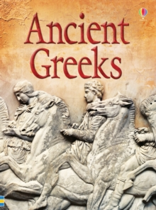 Ancient Greeks, Hardback Book