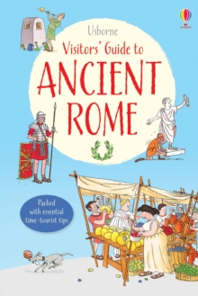 A Visitor's Guide to Ancient Rome, Hardback Book