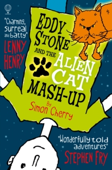 Eddy Stone and the Alien Cat Mash-Up, Paperback Book