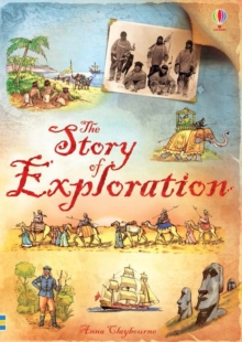 The Story of Exploration, Paperback Book