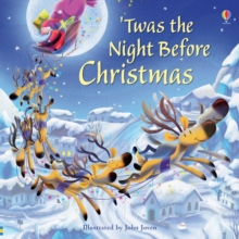 Twas the Night Before Christmas, Paperback Book