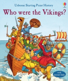 Who Were the Vikings?, Paperback / softback Book