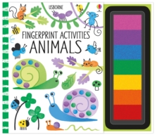 Fingerprint Activities: Animals, Spiral bound Book