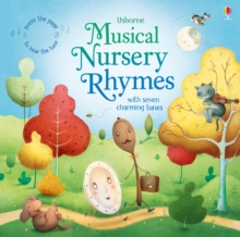 Musical Nursery Rhymes, Board book Book