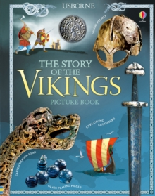 The Story of the Vikings Picture Book, Hardback Book