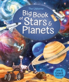 Big Book of Stars and Planets, Hardback Book