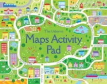 Maps Activity Pad, Paperback Book