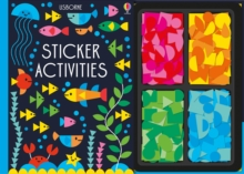 Sticker Activities, Spiral bound Book