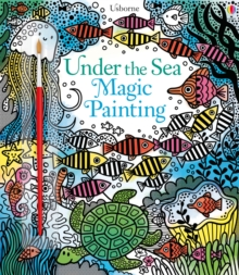 Under the Sea Magic Painting, Paperback / softback Book