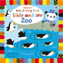 Baby's Very First Slide and See Zoo, Board book Book