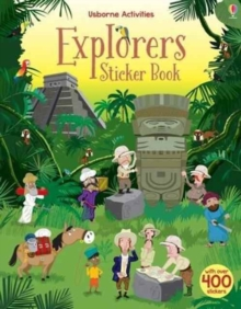 Explorers Sticker Book, Paperback / softback Book