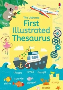 First Illustrated Thesaurus, Paperback / softback Book